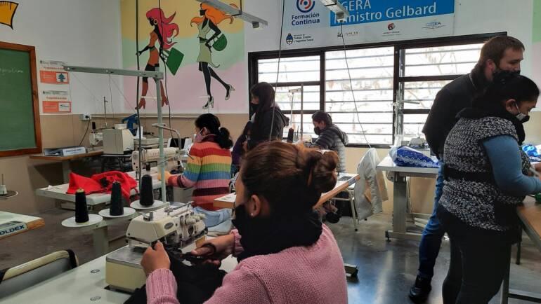 El Polo Productivo Textil retomará las actividades el próximo lunes