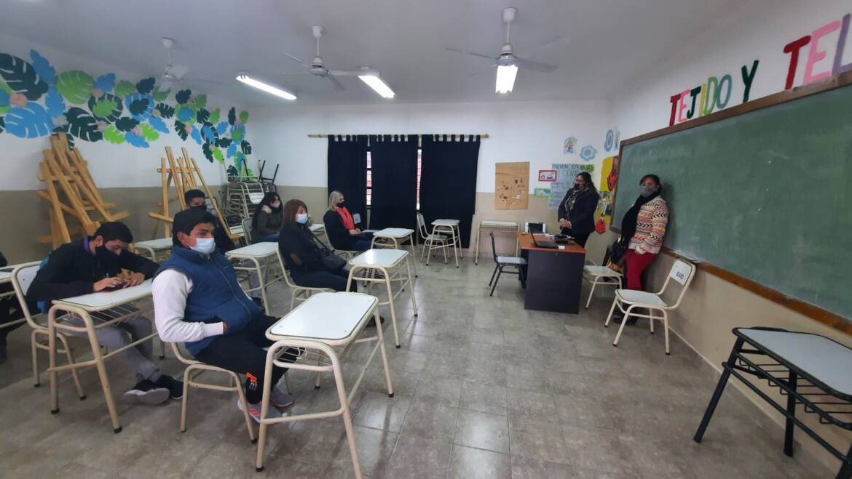 Más de 20 beneficiarios de programas de empleo iniciaron esta semana sus prácticas laborales